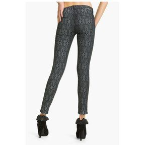 Current/Elliot | The Ankle Print Crop Skinny Jean